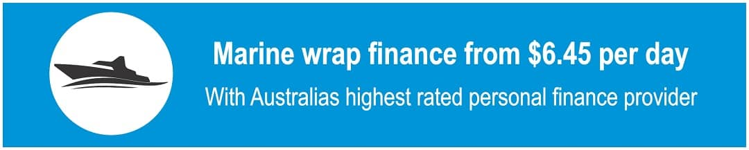 Marine wrap finance | Gold Coast